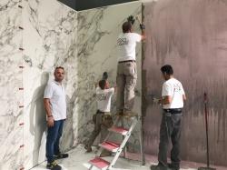 Assoposa associazione nazionale imprese di posa e installatori di piastrellature ceramiche - Scuola per piastrellisti ...